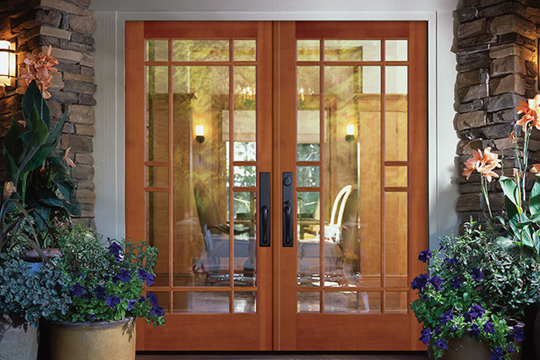 Simpson door company briarwood millwork exterior french sash doors planetlyrics Image collections